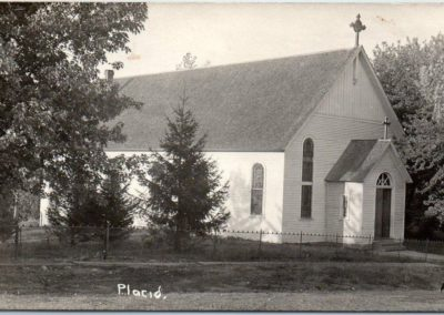 Second Church at Placid